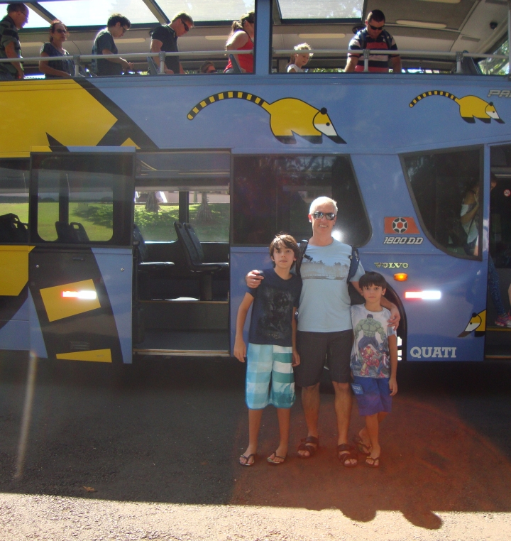 Parque das Cataratas - Foz do Iguaçu PR
