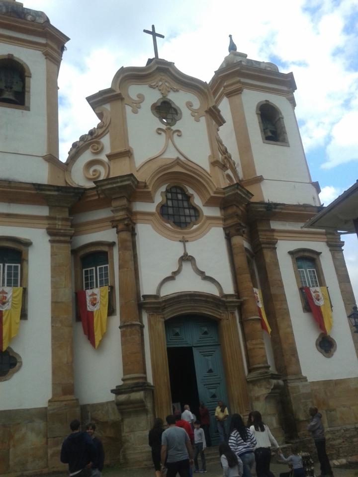 Basílica Nossa Senhora do Pilar