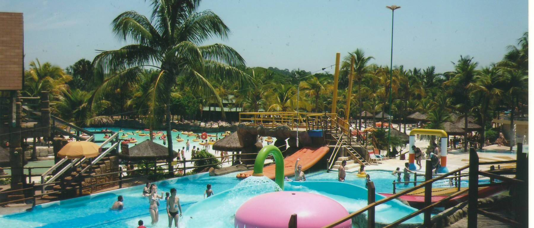 Parque Thermas dos Laranjais - Olimpia SP