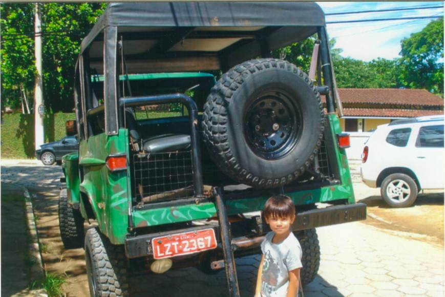Passeio de Jeep para Praia de Castelhanos - Ilhabela - SP
