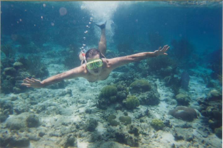 Snorkeling em Grand Cayman