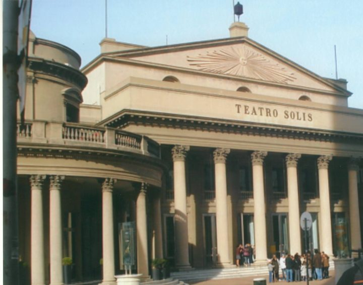 Teatro Solís - Montevidéu