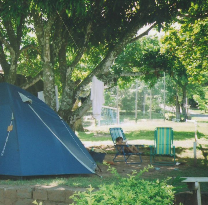 Camping Pedra do Sino lhabela SP