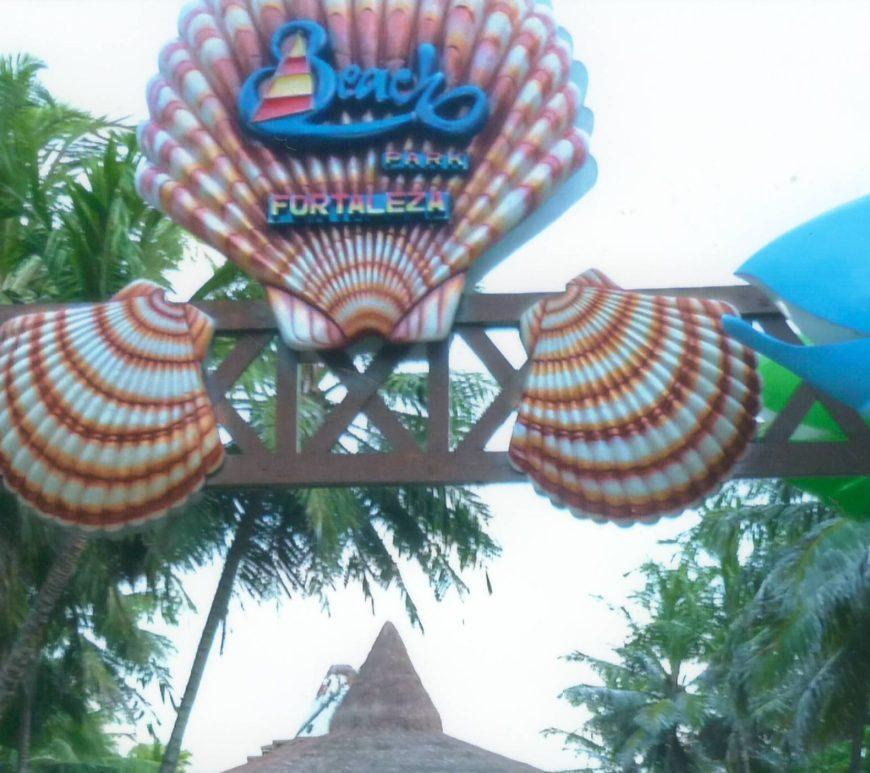 Parque Beach Park Fortaleza CE