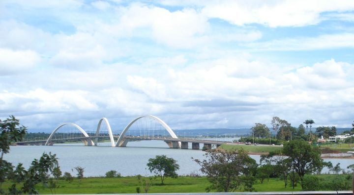 Ponte JK - Brasília