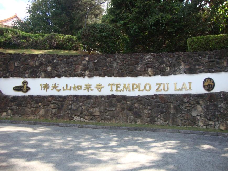 templo zu lai cotia sp