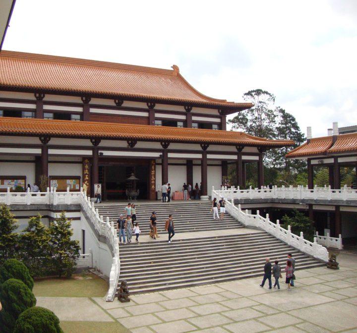 Pátio Templo Zu Lai - Cotia SP