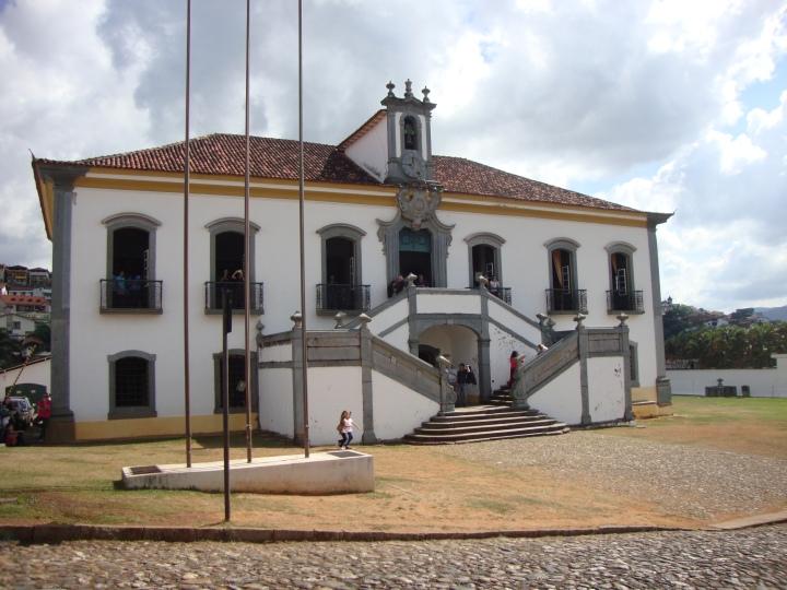 Casa de Camara e Cadeia de Mariana MG