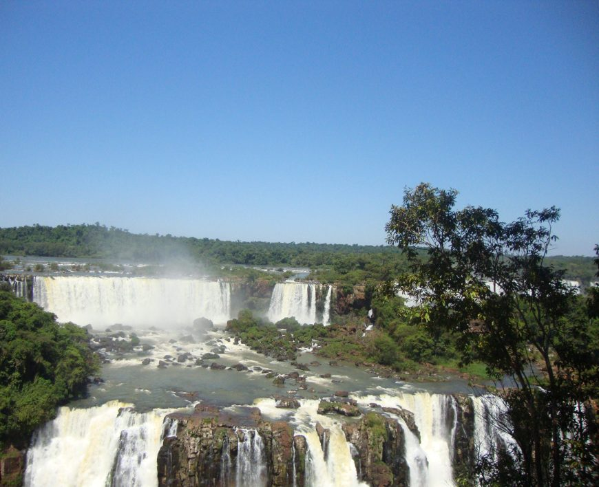 Cataratas do Iguacu Foz do Iguacu PR