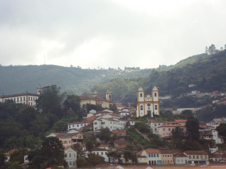 Centro Ouro Preto MG