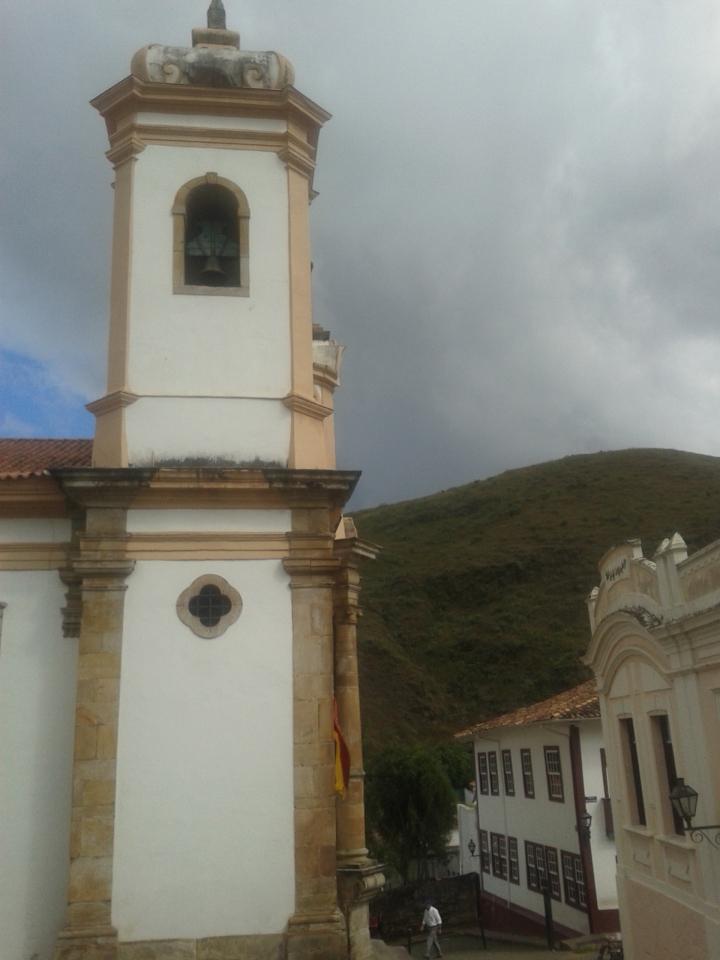 Igreja Nossa Senhora do Rosário - Ouro Preto MG