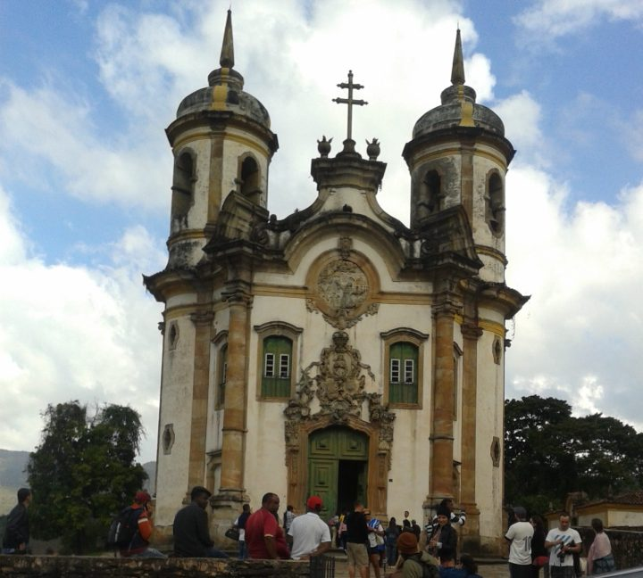 Igreja São Francisco de Assis - Ouro Preto MG