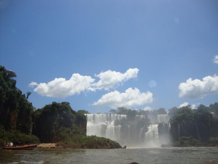Barco Macuco Safari Parque das Cataratas Foz do Iguacu PR