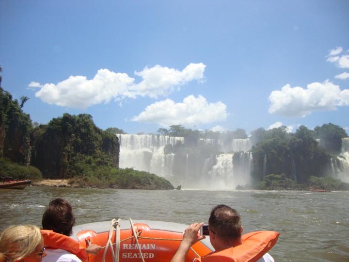 Macuco Safari Parque das Cataratas Foz do Iguacu PR