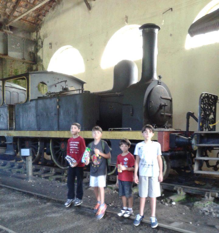 Museu Ferroviário - Paranapiacaba SP