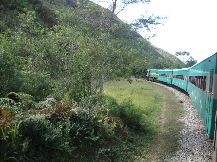 Passeio de trem Ouro Preto-Mariana MG