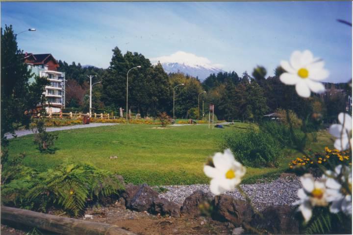 Pucón e Vulcão Villarrica