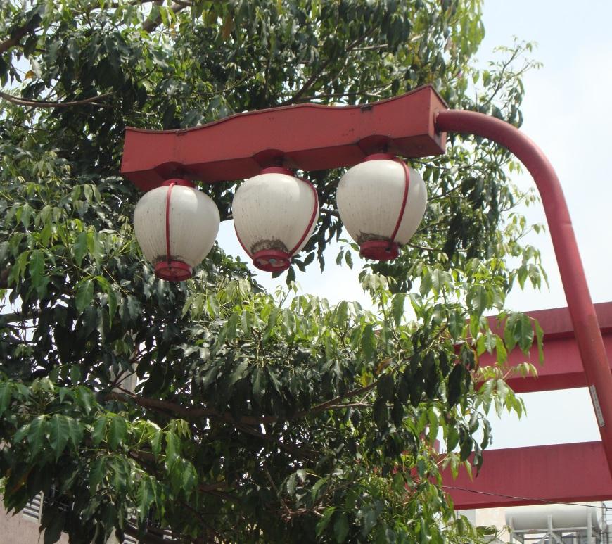 lanternas orientais e tori liberdade SP