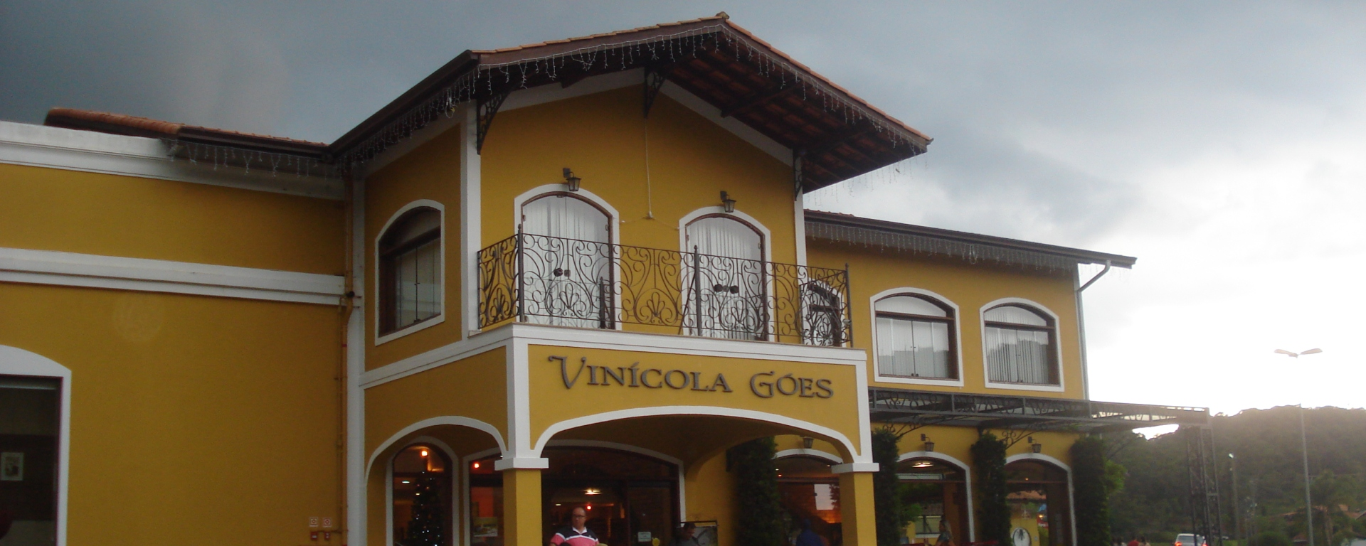 Vinicola Goes Rota do Vinho Sao Roque SP