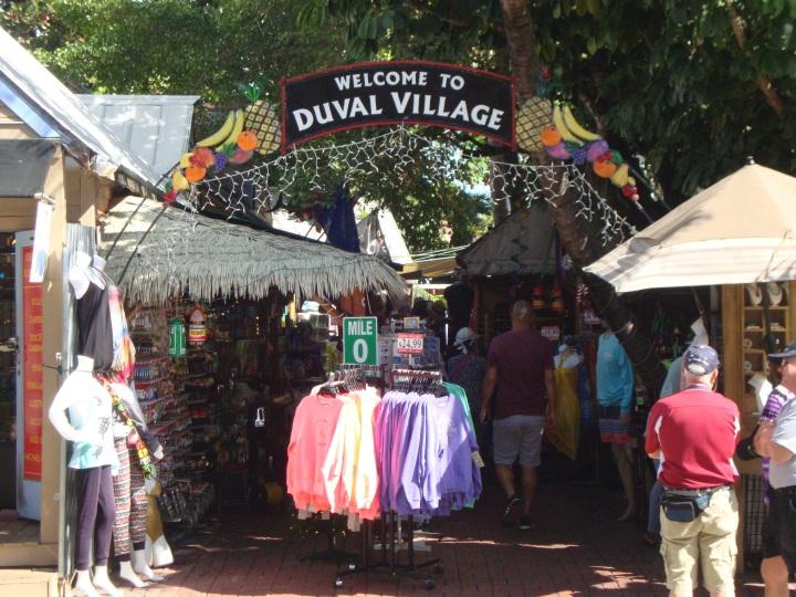 Feirinha em Duval Street - Key West