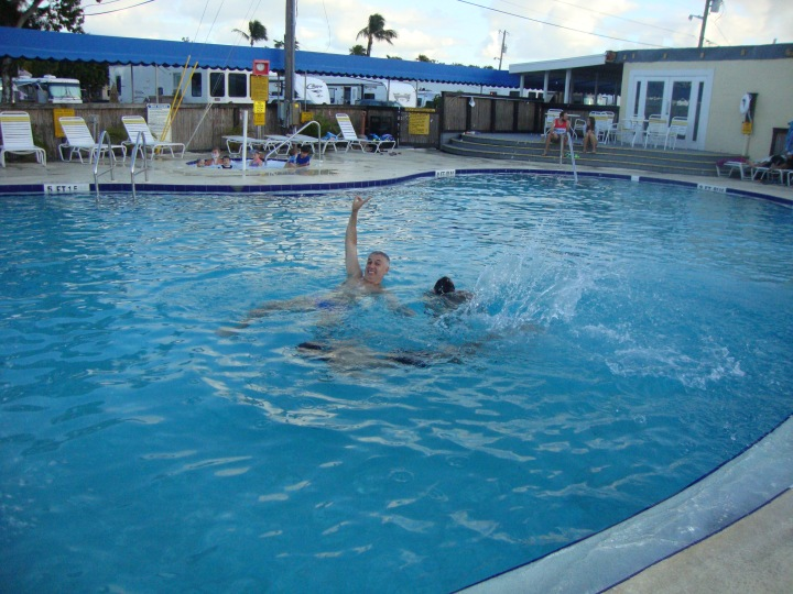 Piscina do Sugarloaf KOA Key West