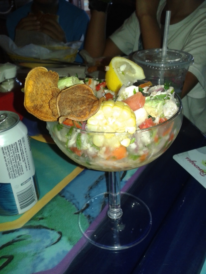 CEVICHE FRENCHY'S ROCKAWAY GRILL - CLEARWATER FLORIDA