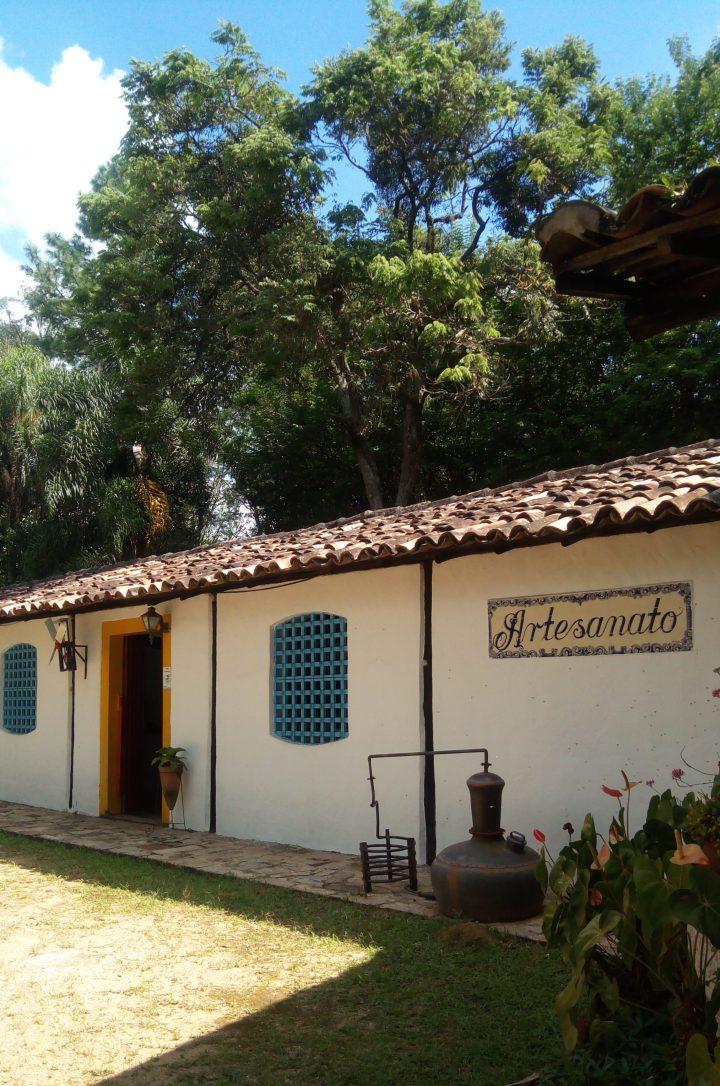 LOJA DE ARTESANATO NO RESTAURANTE O CASARÃO 54