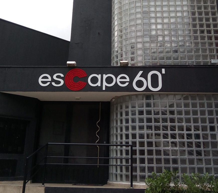 ESCAPE 60'