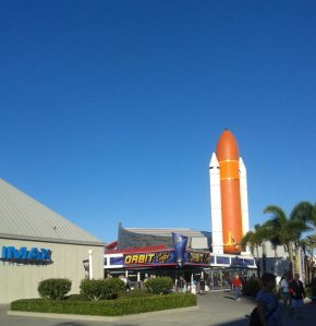 KENNEDY SPACE CENTER - FLORIDA