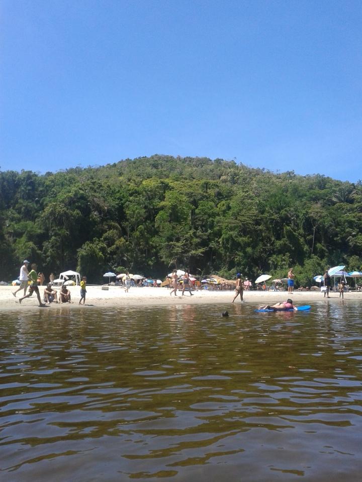 RIO ITAMAMBUCA - UBATUBA - SP
