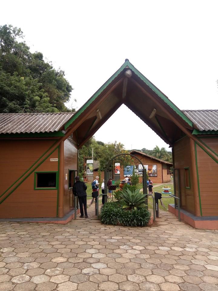 PARQUE MUNICIPAL CACHOEIRA DO SALTO - EXTREMA - MG