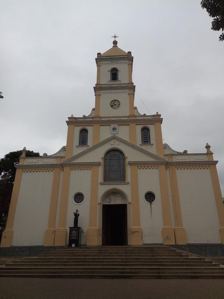 SANTUARIO SANTA RITA DE CASSIA - EXTREMA - MG