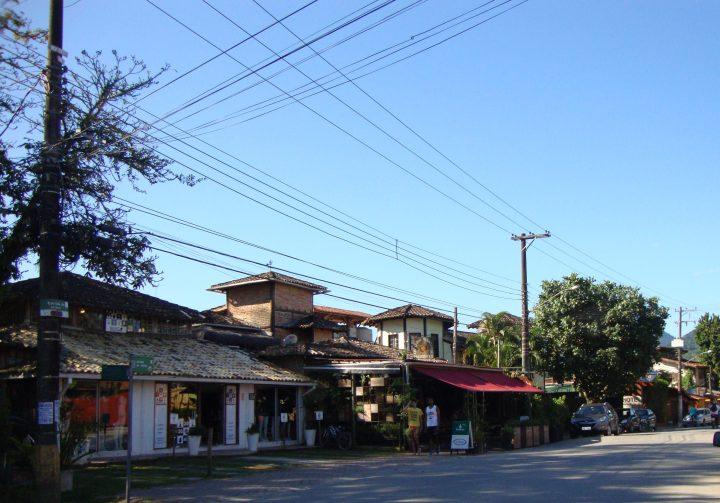 CENTRO DE CAMBURI - SAO SEBASTIAO SP