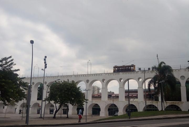 ARCOS DA LAPA RJ
