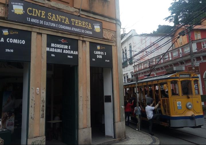 CINE SANTA TERESA RJ