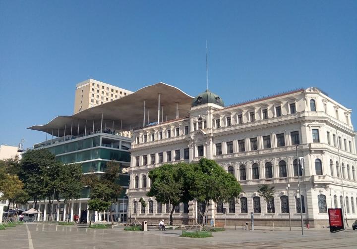 MAR - MUSEU DE ARTE DO RIO - RJ