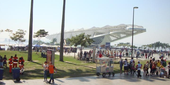 MUSEU DO AMANHÃ RJ