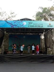 FESTA DAS CEREJEIRAS PARQUE DO CARMO SP