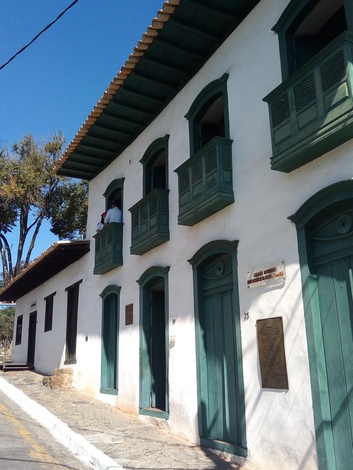 Museu Casarão Monsenhor Paulo Florêncio da Silveira Camargo e Museu Casa do Anhanguera - Araçariguama SP