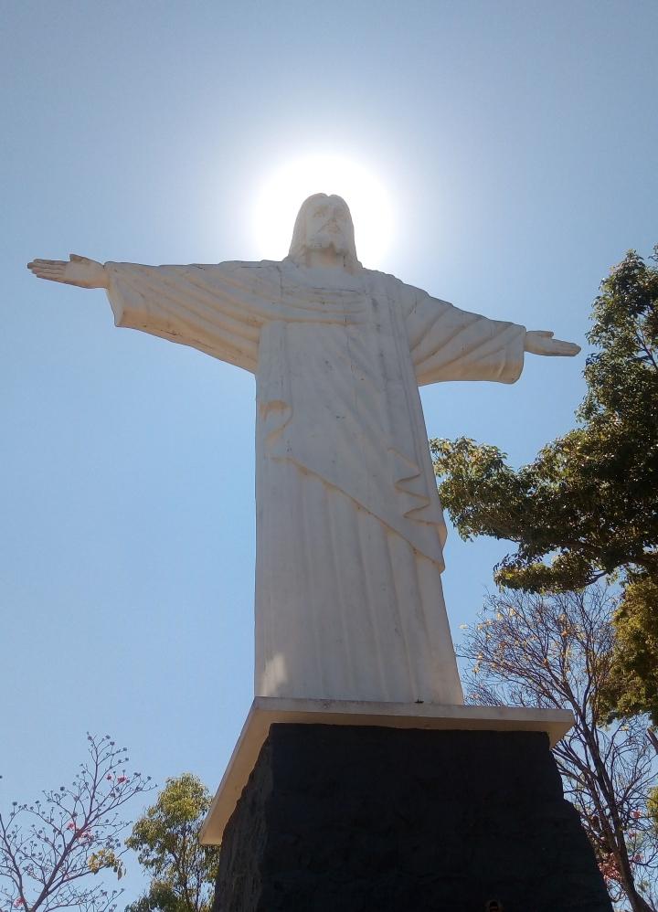 MIRANTE DO CRISTO - SERRA NEGRA - SP