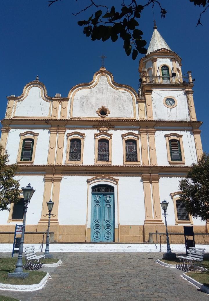 Igreja Matriz de Santa Ana, Santana do Parnaíba, SP
