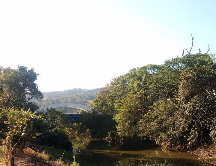 PONTE EM ARCO, LINDOIA SP