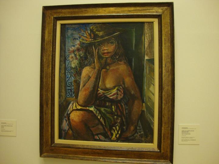 Di Cavalcanti - Pinacoteca de São Paulo