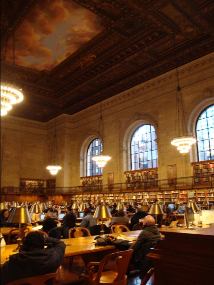 Biblioteca Pública de Nova Iorque