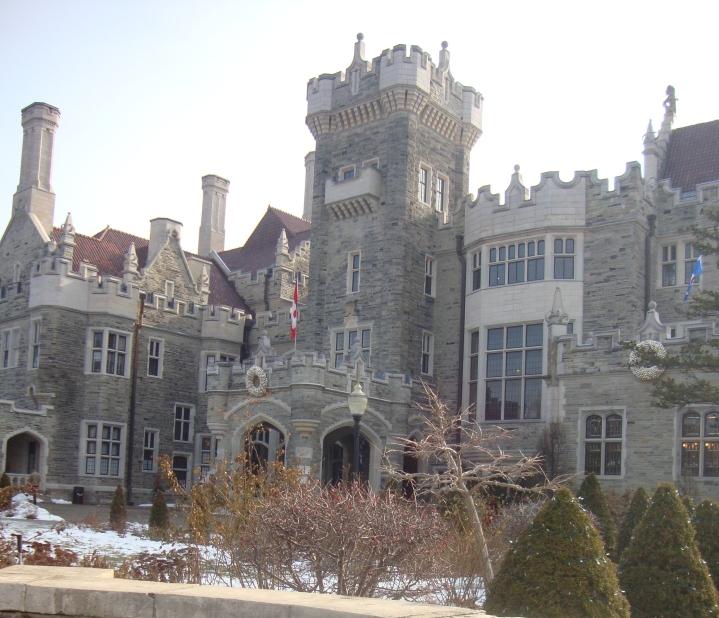 Casa Loma - Toronto - Canadá