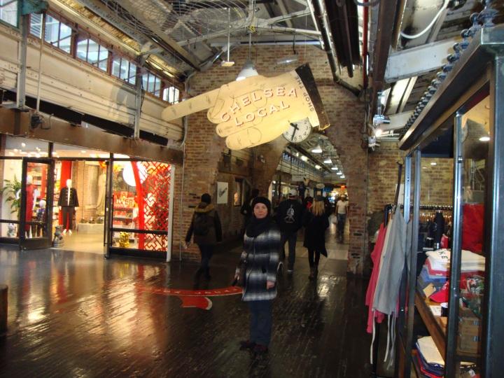 Chelsea Market - New York