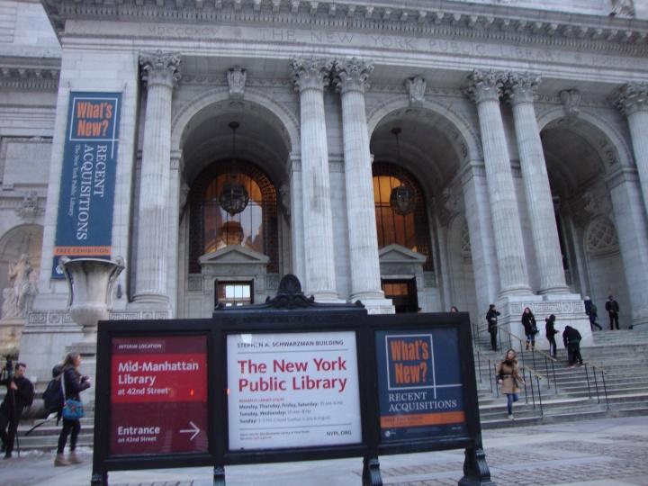 Biblioteca Pública - New York