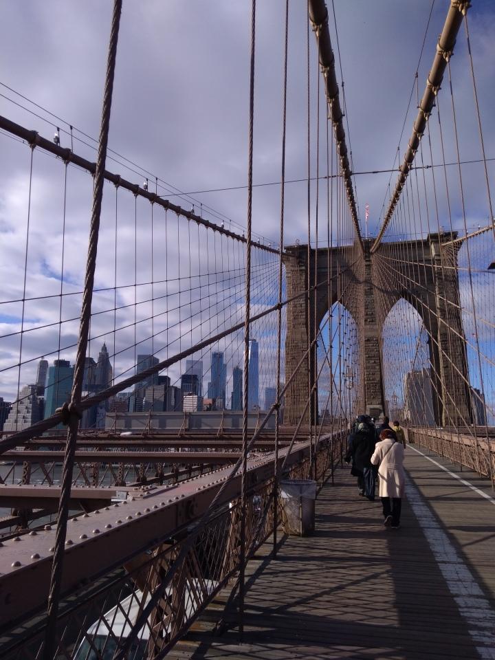 Ponte do Brooklyn - New York