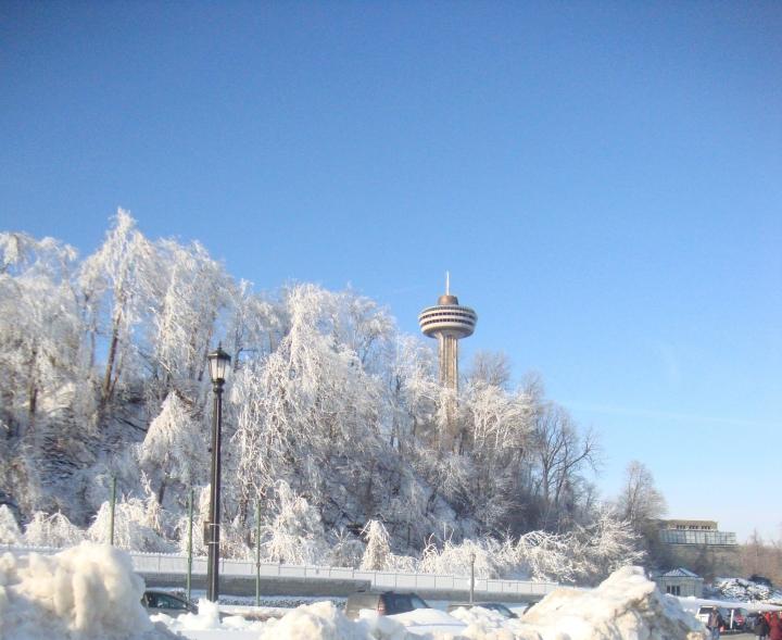 Skylon Tower - Niagara Falls - Canadá