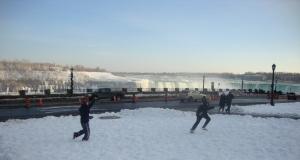 Cataratas do Niagara - Queens Victoria Park